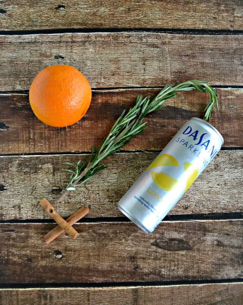 Citrus Rosemary Spice Infused DASANI® Sparkling Water