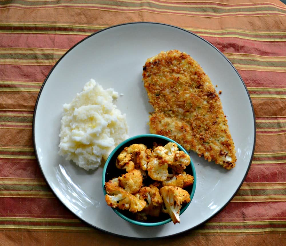 Love the flavors in this easy to make Crispy Onion Chicken