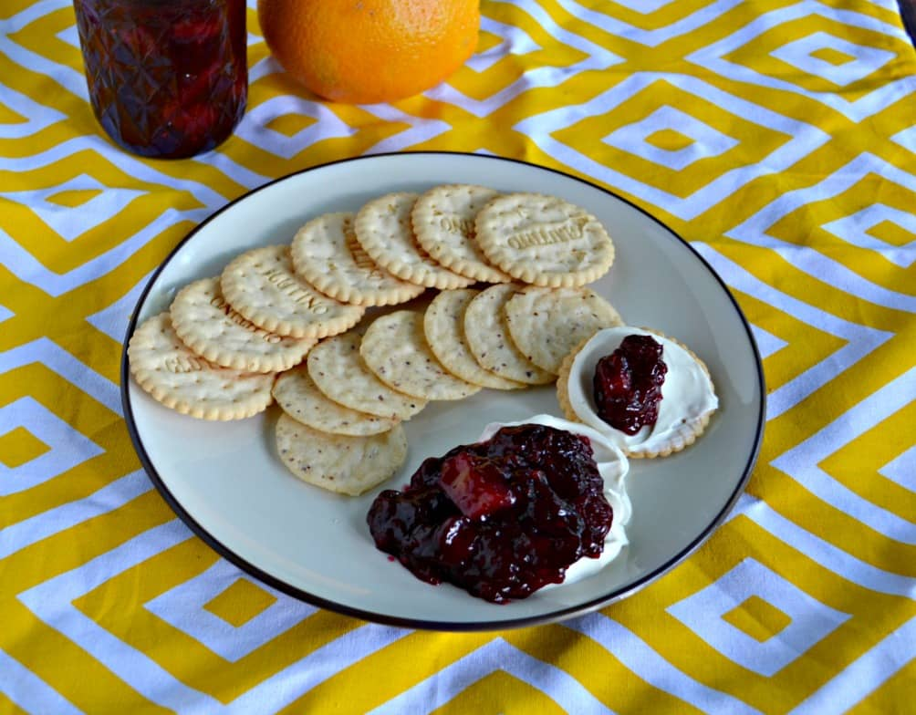 Blood and Sand Jam is a sweet and tart combination of oranges and cherries.