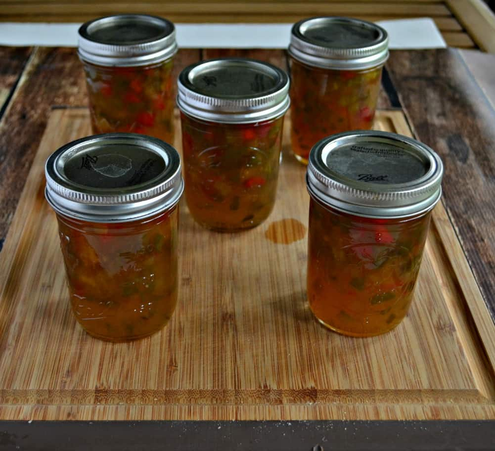 There's nothing like the sweet and spicy taste of fresh Jalapeno Jam