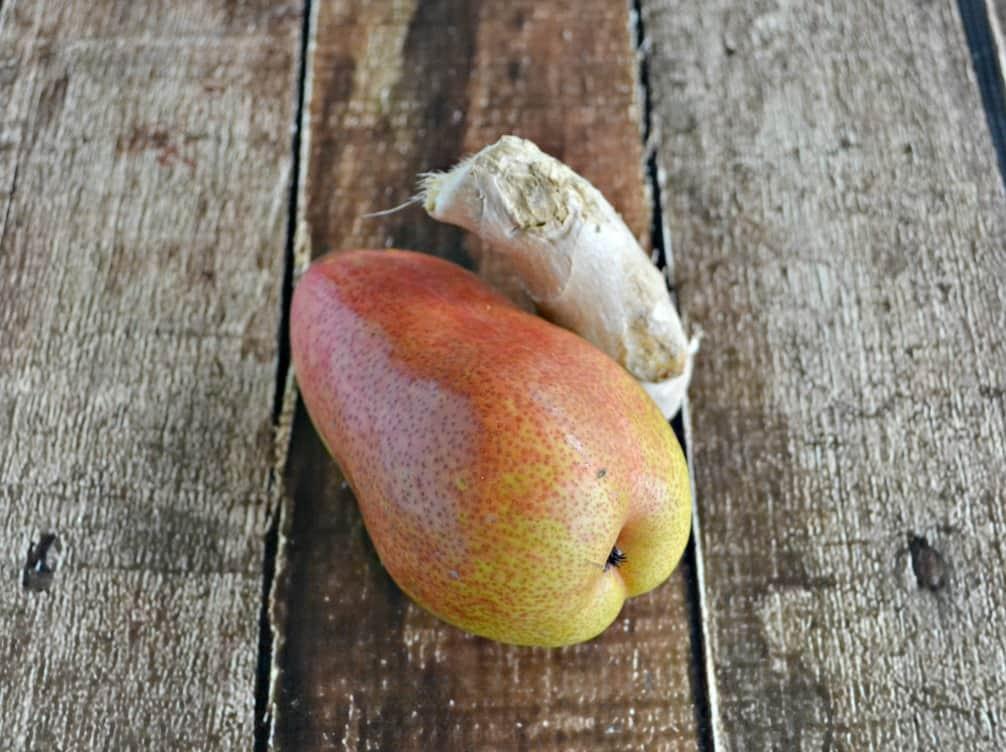 Pear Ginger Jam