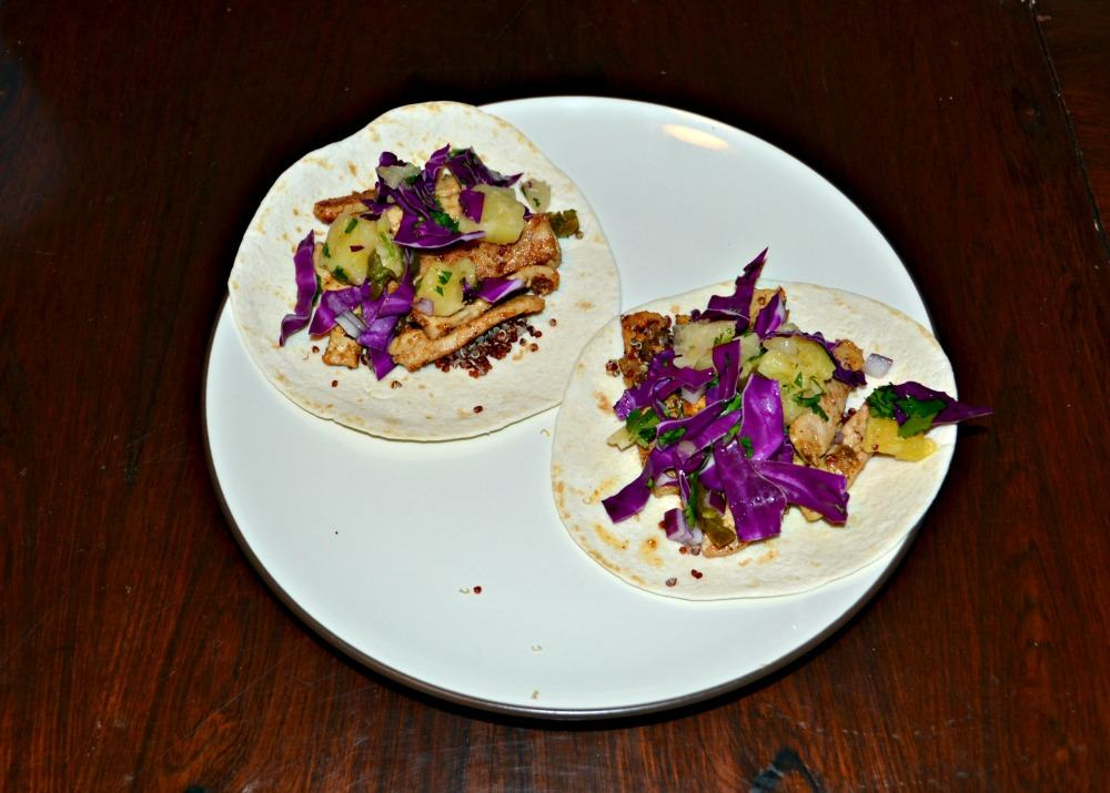 Make these flavorful Pork Tacos with Jalapeno Salsa for a weeknight meal.