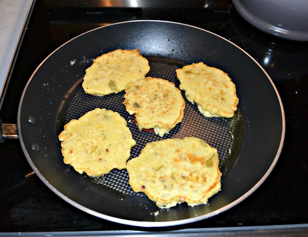 Tired of corn on the cob? Make these tasty Fresh Corn Cakes instead!