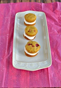 Pumpkin Whoopie Pies with Dulche de Leche Filling