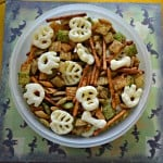Halloween Party Mix #HalloweenFoodFun