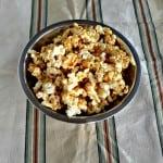 Hot Toddy Caramel Corn