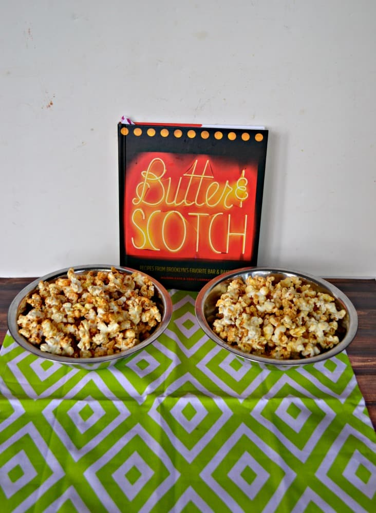 Try a batch of this awesome Hot Toddy Caramel Corn for a snack