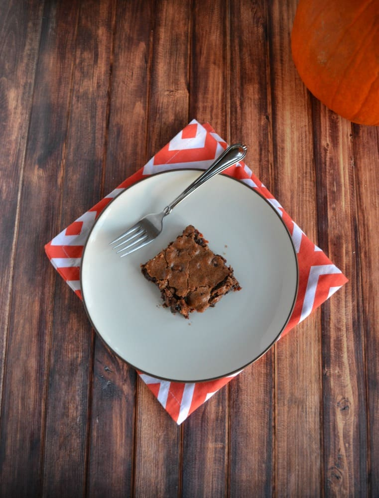 Have leftover Halloween Candy? Use it to make these decadent Leftover Candy Brownies!