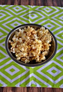 Chile Margarita Caramel Corn