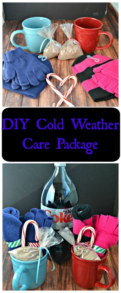 This winter make a Cold Weather Care Package for someone in need.