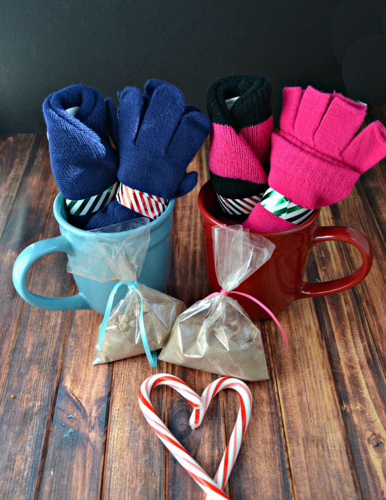 DIY Cold Weather Care Packages are perfect to make and give to those in need