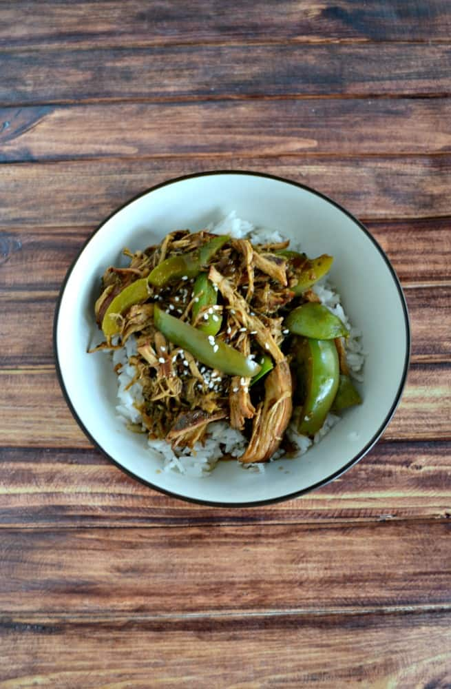 Get ready for a delicious and easy to make Slow Cooker meal! Check out my Sweet and Spicy Slow Cooker Asian Chicken recipe!