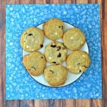 Cranberry Bliss Cookies #ChristmasCookies