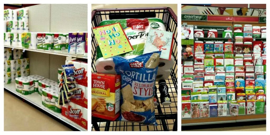 Getting ready for the holidays? Head over to Giant Eagle for all your needs!