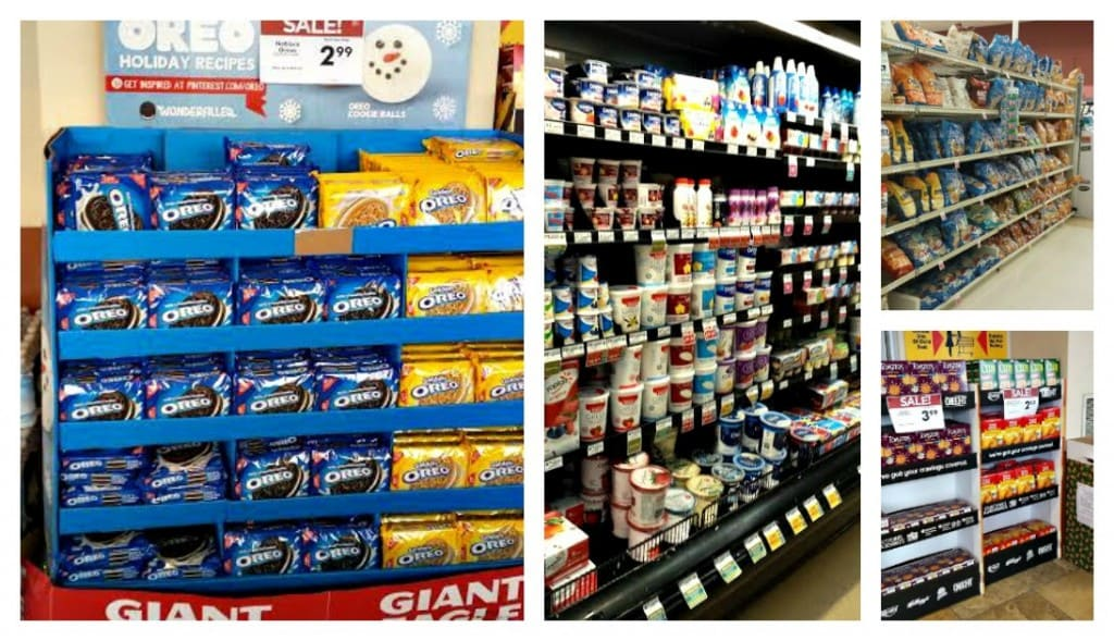 Want a one stop holiday shop? Then get to Giant Eagle today!