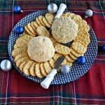 Trio of Cheese Balls for the Holidays