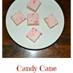 Candy Cane Fudge #SundaySupper