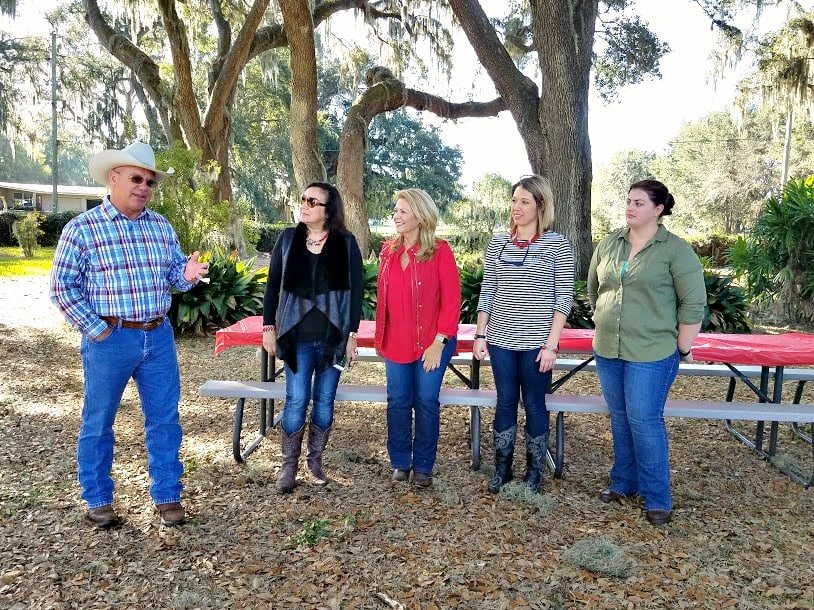 The people behind the Florida Strawberry Grower's Association