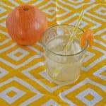 Homemade Grapefruit Soda #SundaySupper