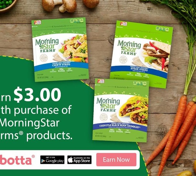 Save Big on MorningStar Farms® Products