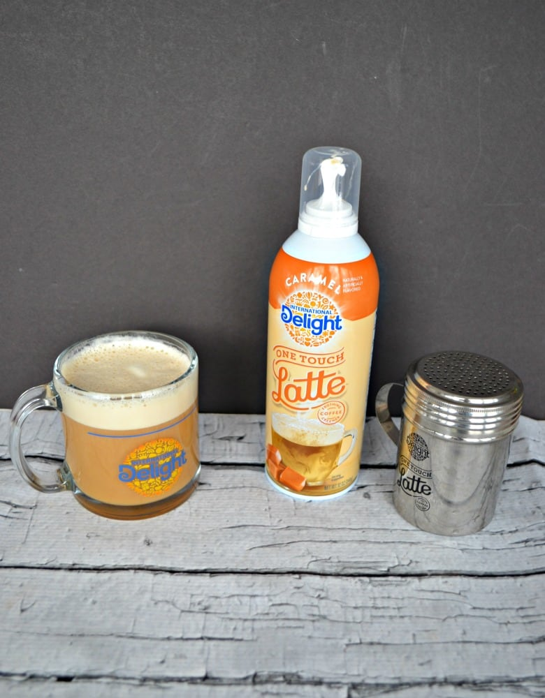 It only takes 3 steps to make a tasty latte at home from International Delight!