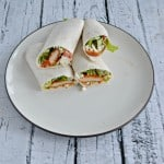 Buffalo Chicken Wrap