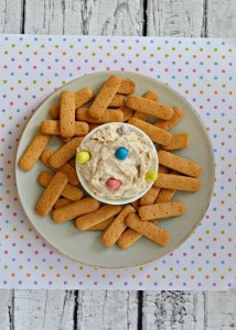 Easter Malted Milk Dip #EasterRecipes