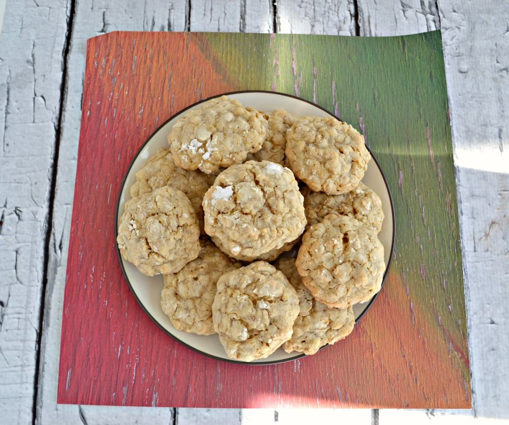 Love oatmeal cookies? You've got to try these soft and delicious Grandma's Oatmeal Cookies rolled in powdered sugar!