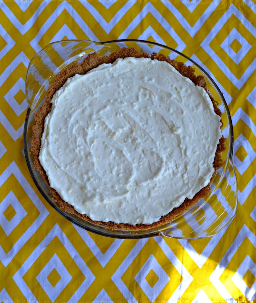 Love the bright and flavorful Lemon Cream filling in this pie!