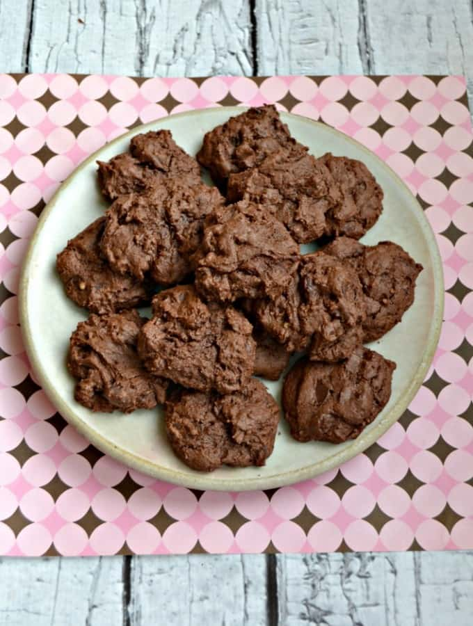 Love the flavors in these Mocha Chocolate Cookies!