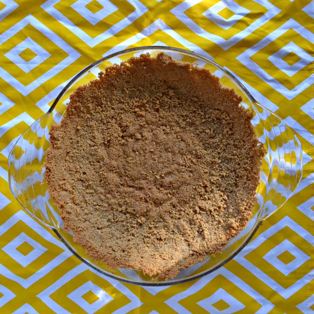 Make a delicious graham cracker crust for your favorite pie!
