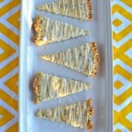 Lemon Poppyseed Shortbread Cookies #CreativeCookieExchange