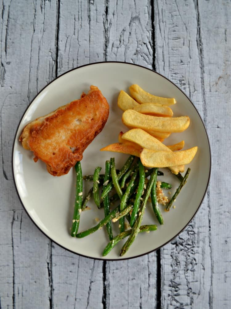 Looking for a great fish recipe with crispy breading? Check out my No Fail Beer Battered Fish recipe!
