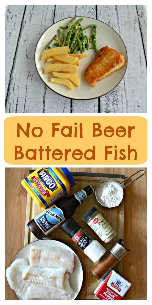 No fail beer battered fish sundaysupper hezzi d 39 s books for How do you make batter for fish