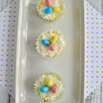 Mini Easter Cheesecake Bites #EasterRecipes