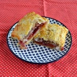 Easy Cherry Pie Turnovers