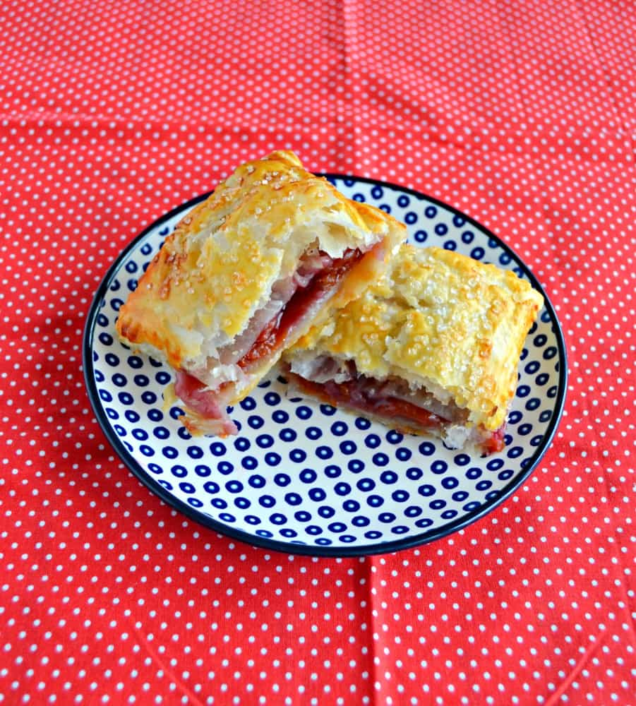 You'll be drooling over these flaky Cherry Pie Turnovers with just a handful of ingredients.