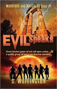 Evil Speaks is a fun and thrilling new young adult novel.
