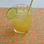Pineapple Margaritas #SundaySupper