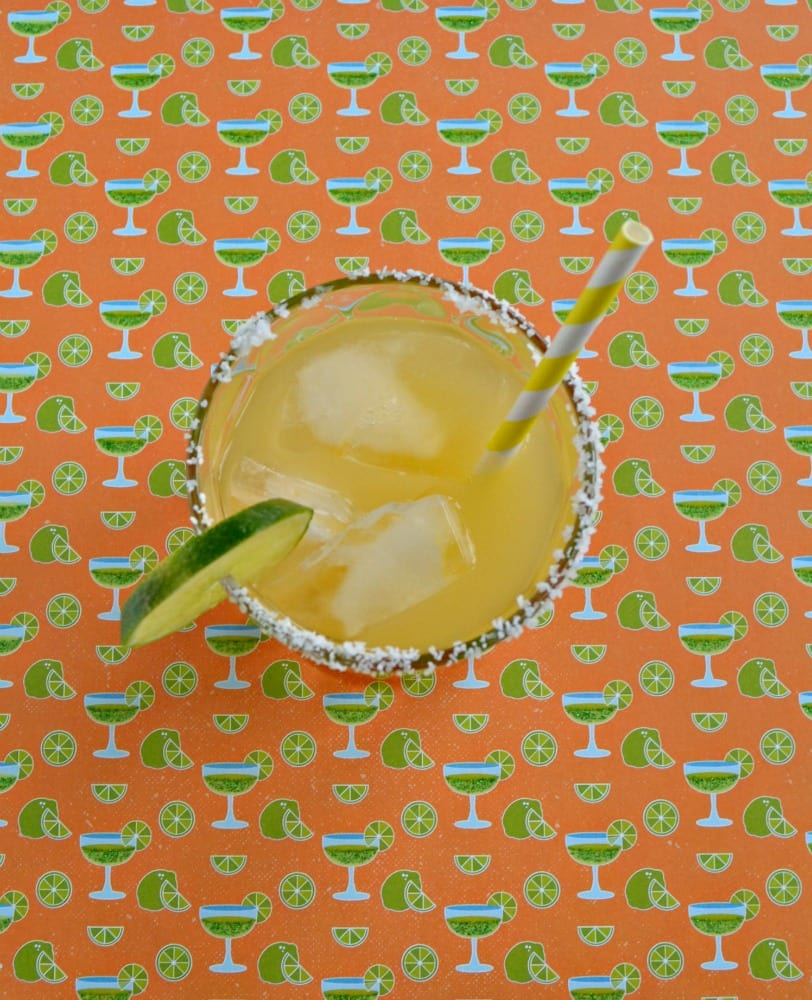 If you like sweet and tart you'll enjoy this awesome Pineapple Margarita!