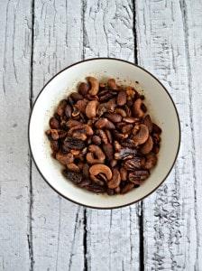 Smokey Spiced Nuts