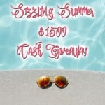 Sizzling Summer Cash Giveaway!