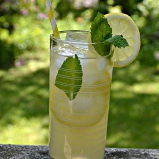 You'll love this refreshing Mojito Iced Tea in the summertime.