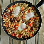 Steak and Eggs Breakfast Hash