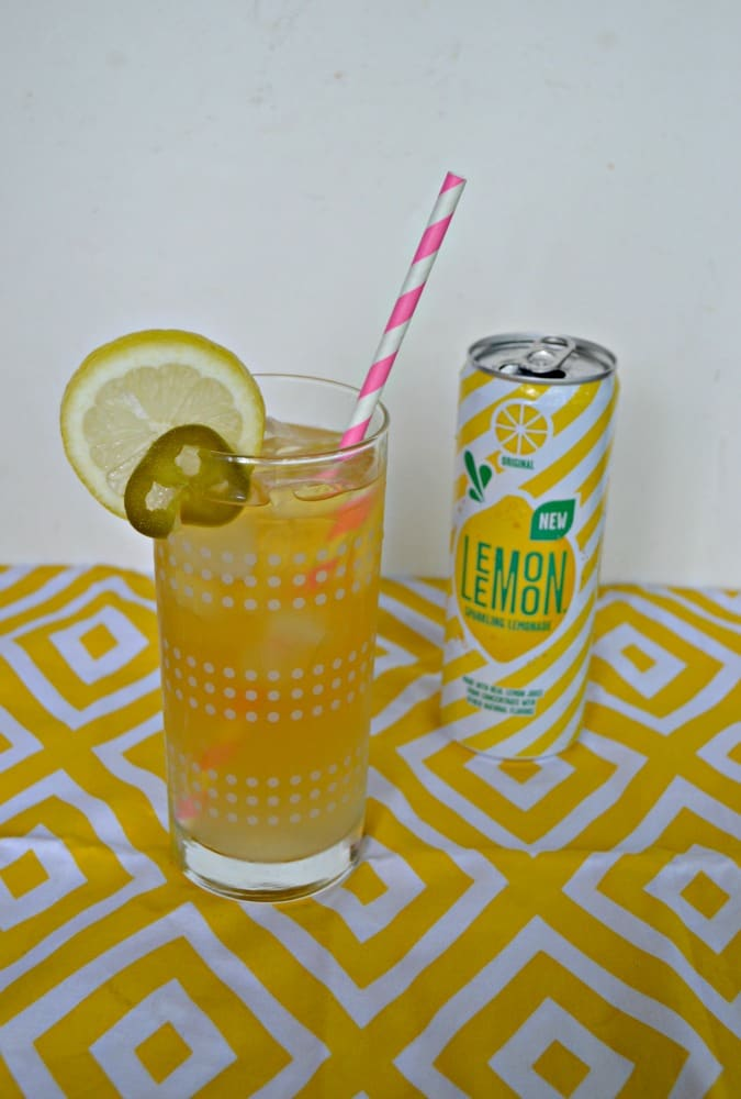Looking for a unique summer beverage? Check out my Sweet and Spicy Arnold Palmer recipe!