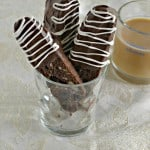 Brownie Mix Biscotti