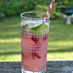 Cherry Lemonade Spritzer