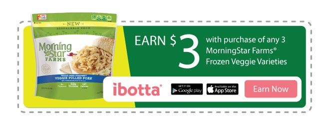 Save $3 on MorningStar Farms products with Ibotta!
