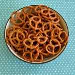 Spicy Ranch Pretzels #SundaySupper