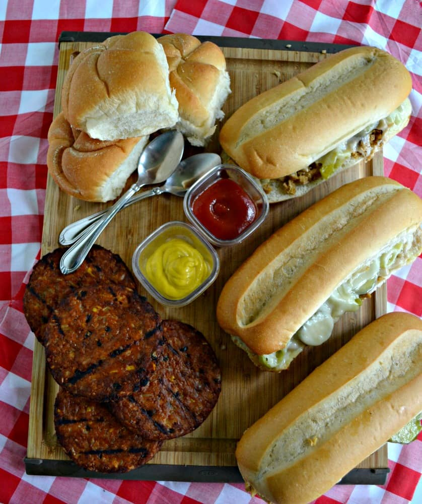 Looking for a delicious vegetarian meal? Try these tasty Vegetarian Pulled Pork Cuban Sandwiches